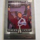 Peter Forsberg 2008-09 Upper Deck Tales Of The Cup Insert Card