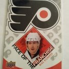 Mike Richards 2008-09 Upper Deck Face Of The Franchise Insert Card