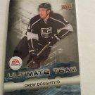 Drew Doughty 2011-12 Upper Deck EA Ultimate Team Insert Card