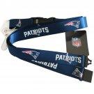 NFL New England Patriots Lanyard Keychain ID Holders