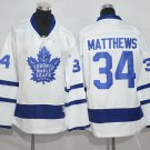 2016 Kids Toronto Maple Leafs 34 Auston Matthews Youth Ice Hockey White Jersey