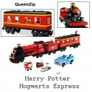 Unbranded 724pcs Harry Potter Hogwarts Express Building Blocks Bricks