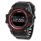NEW Zeblaze Muscle HR Heart Rate Sleep Monitor IP68 Waterproof Smart Sport Watch