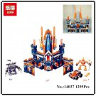 NEXO Knights Of The Future Knighton Castle Building Blocks Toy 1295pcs