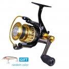 RYOBI ZAUBER CF 3000 Spinning Reel Carp 8+1BB Fishing Carbon 5.0: 1 Smooth