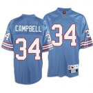 Earl Campbell Reebok Men's Retired Player Jersey