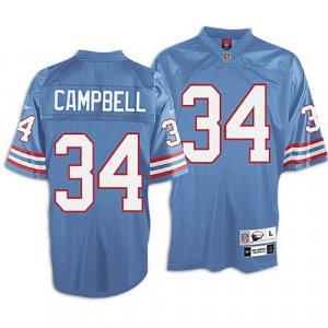 Earl Campbell Reebok Men's Retired Player Jersey