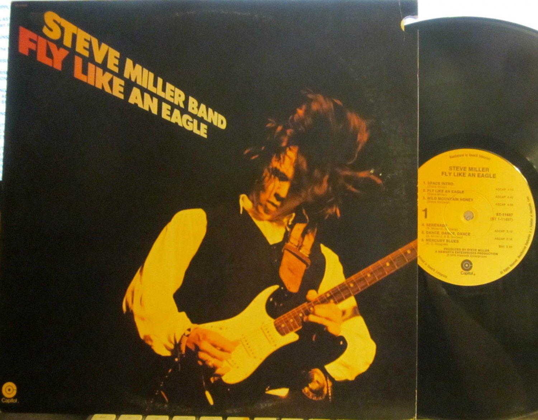 Steve Miller Band Fly Like An Eagle Take The Money