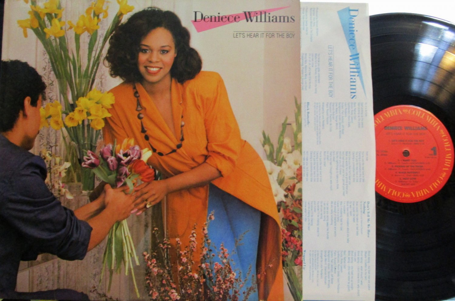Deniece Williams Let 39 S Hear It For The Boy Columbia