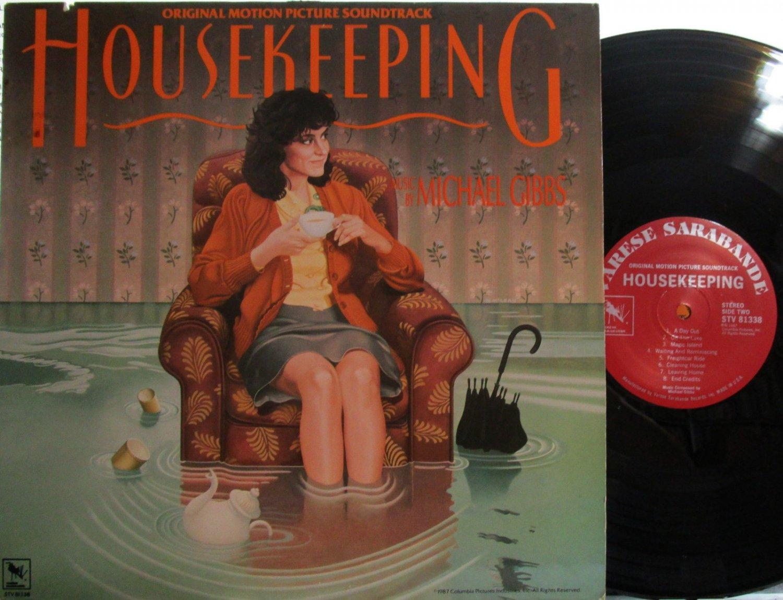 housekeeping soundtrack varese sarabande christine