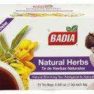 Badia-Natural Herbs Slimming Tea Lose Weight (1 Pack ) 25 individual tea bags