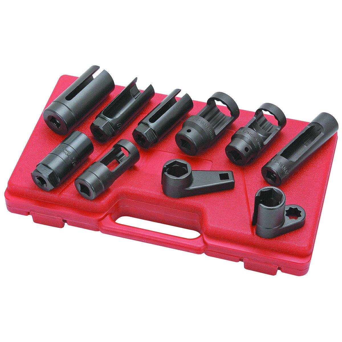 Oxygen Sensor and Diesel Injection Socket Set