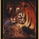 BENGAL TIGER Cross Stitch Chart  *PDF Download