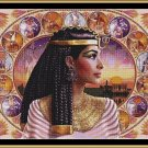 Cross Stitch Pattern- CLEOPATRA * EMAIL delivery*