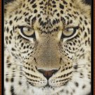 Cross Stitch Pattern- LEOPARD ! * EMAIL delivery*