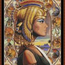 Cross Stitch Pattern- NEFERTITI * EMAIL delivery*