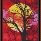 Cross Stitch Pattern- LOOKING WEST * EMAIL delivery*
