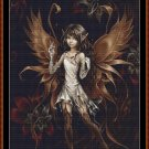 Cross Stitch Pattern- AUTUMNAL FAIRY * EMAIL delivery*