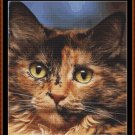 Cross Stitch Pattern- TORTOISESHELL * EMAIL delivery*