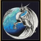 Cross Stitch Pattern- WATER GUARDIAN * EMAIL delivery*