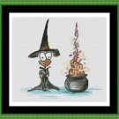Cross Stitch Pattern- POTION TIME * EMAIL delivery*
