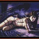 Cross Stitch Pattern- ANGEL SLAVE * EMAIL delivery*