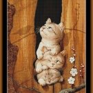 Cross Stitch Pattern- HUNTING * EMAIL delivery*