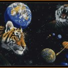 Tapestry Chart ( Pattern ) - THE GUARDIANS OF THE UNVERSE * EMAIL delivery*