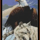 Cross Stitch Pattern- SPIRIT GUIDES 3 * EMAIL delivery*
