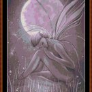Cross Stitch Pattern- MOONLIGHT DREAMS * EMAIL delivery*