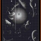 Cross Stitch Pattern- TURN OFF THE LIGHT * EMAIL delivery*
