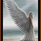 Cross Stitch Pattern- THE SPIRIT GUIDE (small) * EMAIL delivery*