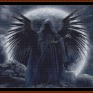 Cross Stitch Pattern- DEATH  * EMAIL delivery*