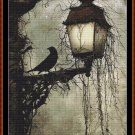 Cross Stitch Pattern- LAMP LIGHT * EMAIL delivery*