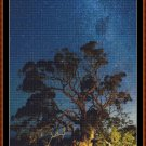 Cross Stitch Pattern- RITUAL TREE * EMAIL delivery*