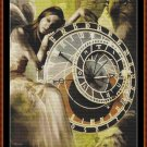Cross Stitch Pattern- THE KEEPER OF TIME * EMAIL delivery*