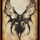 Cross Stitch Pattern- PARCHMENT FAIRY * EMAIL delivery*
