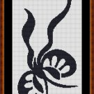 Cross Stitch Pattern- PARADISE BUTTERFLY * EMAIL delivery*