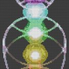 Cross Stitch Pattern- CHAKRAS * EMAIL delivery*