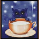 MORNING CUPPA Cross Stitch Pattern