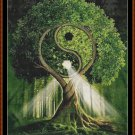 BALANCED TREE Cross Stitch Pattern [PDF by email] {fantasy}