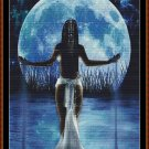 EGYPTIAN MOON Cross Stitch Pattern [PDF by email] {fantasy}