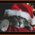 CHRISTMAS PREPARATIONS Cross Stitch Pattern [PDF by email] {cat}