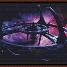 DS9 Cross Stitch Pattern [PDF by email] {space station star trek}