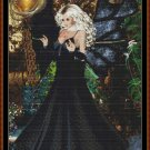BLACK FAIRY Cross Stitch Pattern [PDF by email]