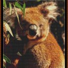 KOALA Cross Stitch Pattern [PDF by email] (bear)