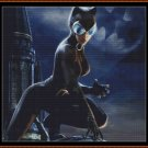 CATWOMAN Cross Stitch Pattern [PDF by email]