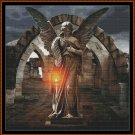 ANGEL'S GATE Cross Stitch Pattern [PDF by email]