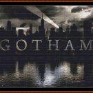 GOTHAM Cross Stitch Pattern [PDF by email]