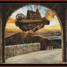 ARCHWAY TO... 2 Cross Stitch Pattern [PDF by email]